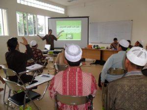 الدورة في طرق التدريس للأساتذة