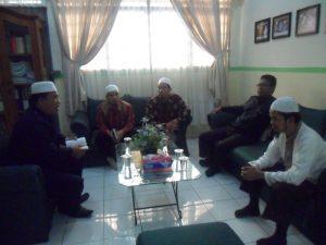 زيارة المدير إلى مدرسة ثانوية الإسلامية 1 بميدان