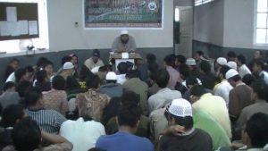 محاضرة الشيخ علي صالح – حفظه الله – في المخيم التربوي الثاني