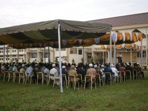 زيارة أولياء أمور الطلاب إلى جامعة السنة الإسلامية و التعرف على الجامعة و أساتذتها