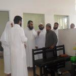 زيارة الشيخ محمد الهبدان حفظه الله ألى جامعة السنة الإسلامية و مؤسسة الرسالة الخيرية