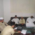 زيارة أمير محافظة سومطرة الشمالية إلى جامعة السنة الإسلامية