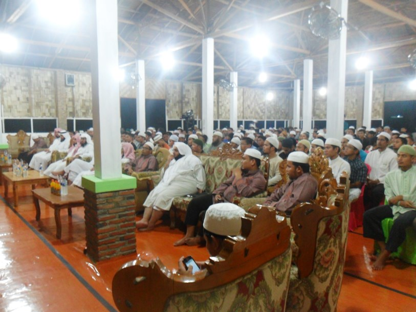 افتتاح الدورة الصيفية العالمية العاشرة سنة 1434 هـ في جامعة السنة الإسلامية