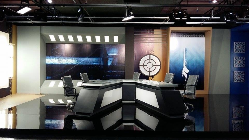 الاستوديو لقناة سلام
