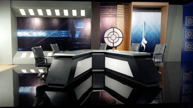 الاستوديو  قناة سلام