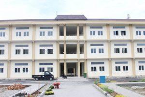 بناء السكن الجديد للطلاب