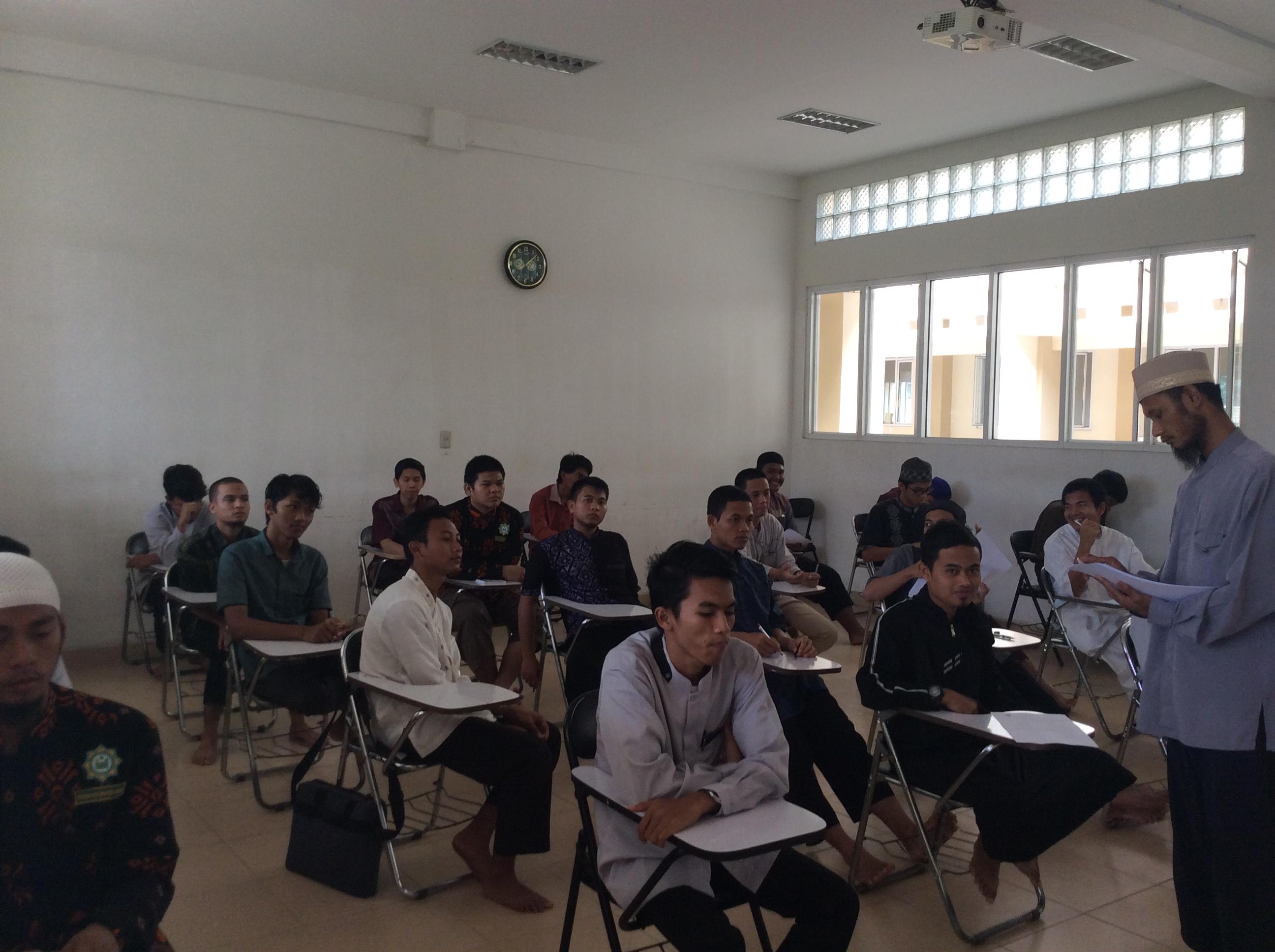 اختبار نهاية الفصل الأول للعام الجامعي 1439-1440 هـ/2018-2019 مـ